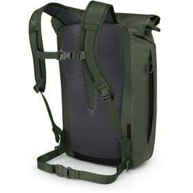 Osprey Transporter Roll Sac à dos, haybale green